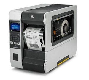 Термотрансферный принтер печати этикеток Zebra ZT610