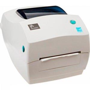 Термотрансферный принтер печати этикеток Zebra GC420t