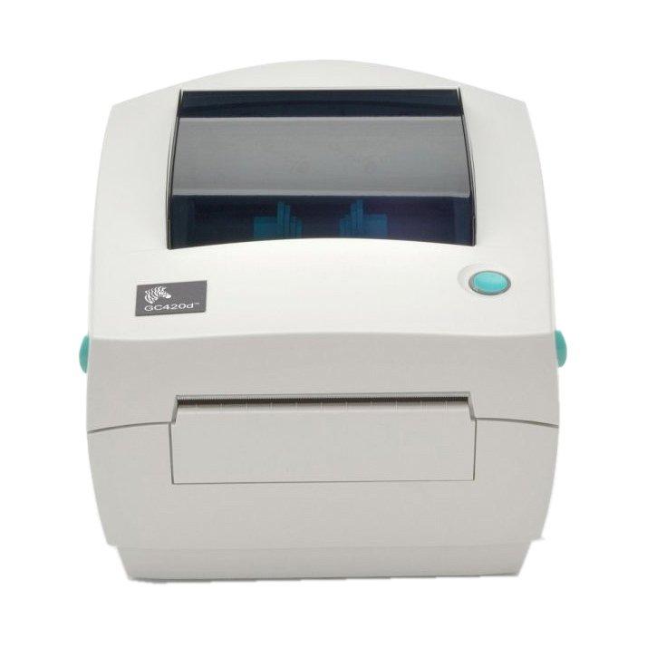 Термопринтер печати этикеток Zebra GC420d