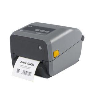 Термопринтер печати этикеток Zebra ZD420d