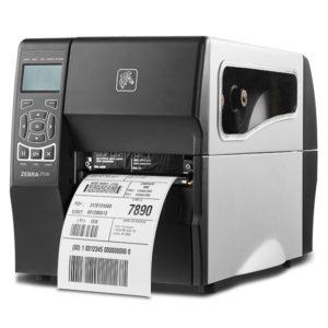 Термопринтер печати этикеток Zebra ZT230