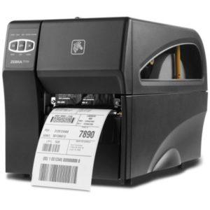 Термотрансферный принтер печати этикеток Zebra ZT220
