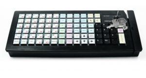 Программируемая клавиатура Posiflex КВ-6600B