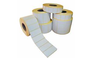 Термотрансферные этикетки 30х20 мм